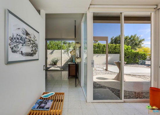 Donald Wexler Steel Development House Number 2 in Palm Springs, California, USA