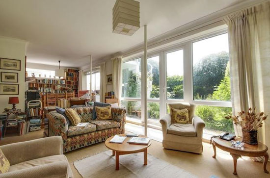 1930s Eugen Carl Kaufmann-designed modernist property in Angmering-on-Sea, West Sussex