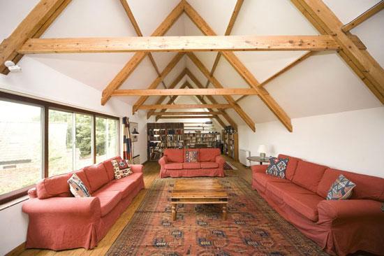 1970s Anne Parker-designed five-bedroom detached property in Kelsale, near Aldeburgh, Suffolk