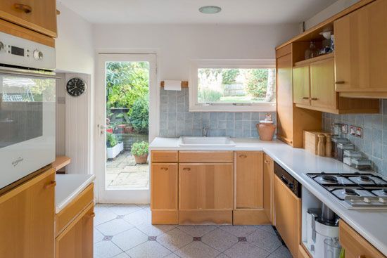 1960s Fry, Drew & Partners modern house in Kemsing, Kent
