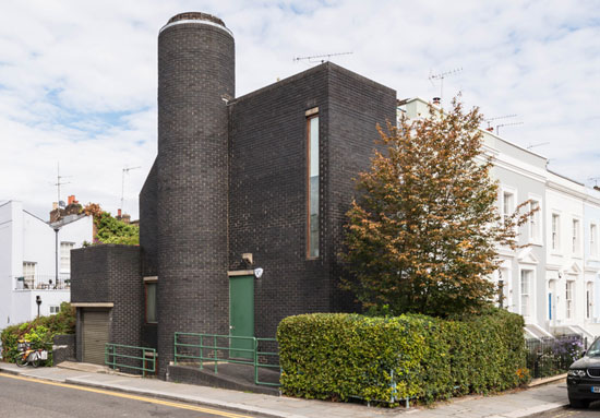 On the market: 1960s grade II-listed Tom Kay-designed modernist property in London W8