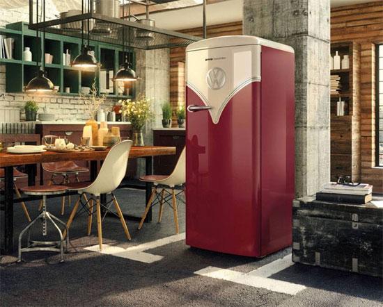Design spotting: Gorenje special edition VW Camper Van fridge
