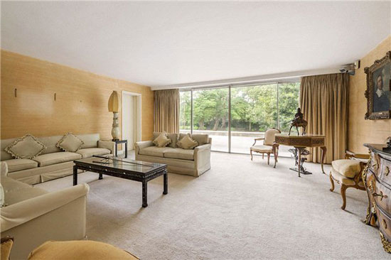 Five-bedroom duplex apartment in Kensington Palace Gardens, London W8