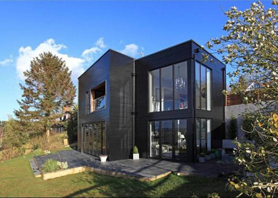 On the market: Four-bedroom contemporary modernist property in Cranbrook, Kent
