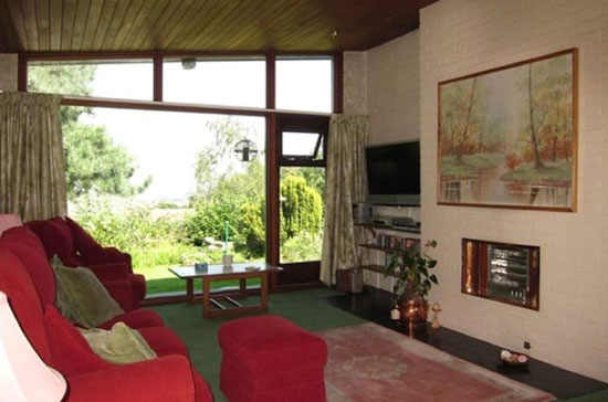On the market: 1960s architect-designed midcentury-style property in Gravesend, Kent