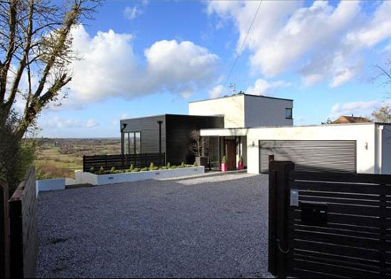 Four-bedroom contemporary modernist property in Cranbrook, Kent