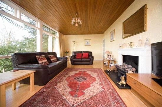 Roy Hickman-designed three-bedroom house in Keston, Kent