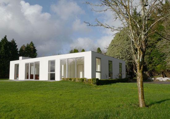 1960s modernist bungalow in Killowen, Co. Kerry, Ireland