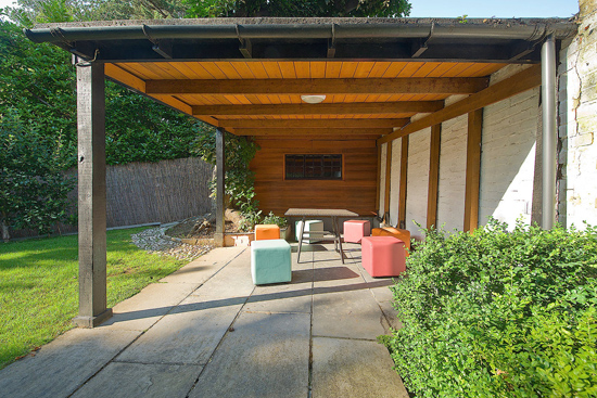1970s Stout and Litchfield Lake House in Kingston Upon Thames, Surrey
