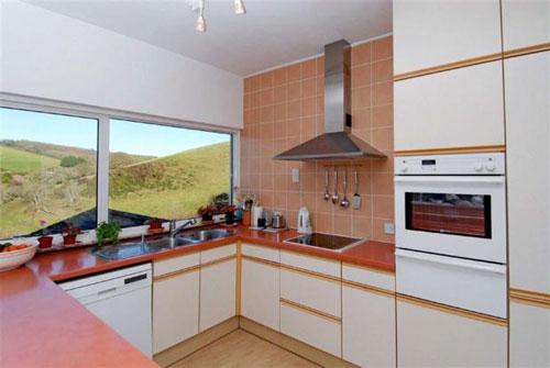Langman's Quarry four-bedroomed house in West Buckland, Kingsbridge, Devon