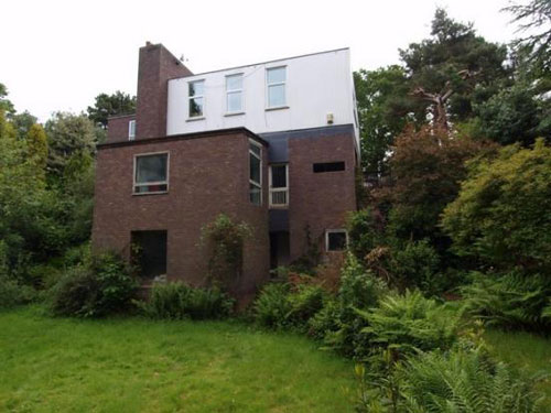 1960s modernist five-bedroom house in West Kirby, Merseyside