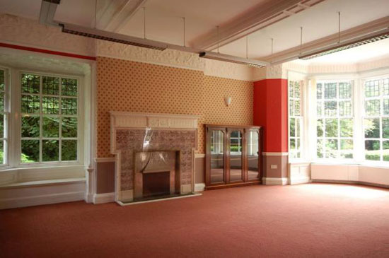 The Knoll 12-bedroom grade II-listed Victorian property in Lancaster, Lancashire