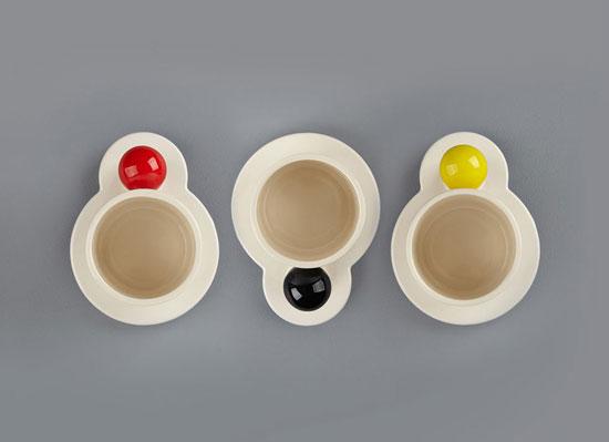 Design K introduces its latest Bauhaus-inspired ceramics range