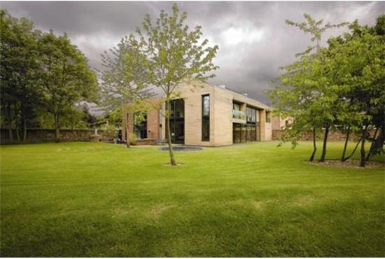 On the market: Oak Farm contemporary modernist property in Liverpool, Merseyside