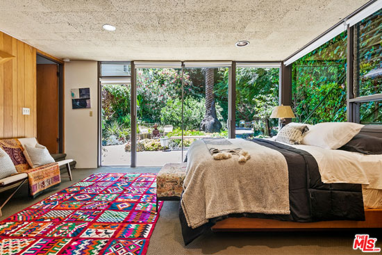 Harry and Pauline Williams Residence by John Lautner in Hollywood, California, USA