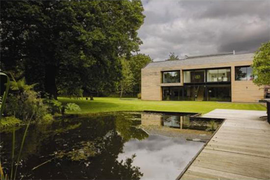 On the market: Oak Farm contemporary modernist property in Liverpool, Merseyside