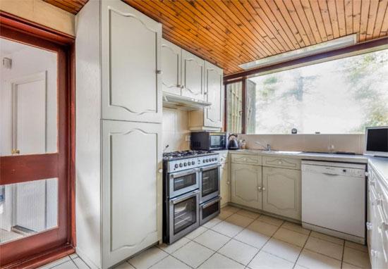 1960s Alan Ablitt modern house in Loughton, Essex