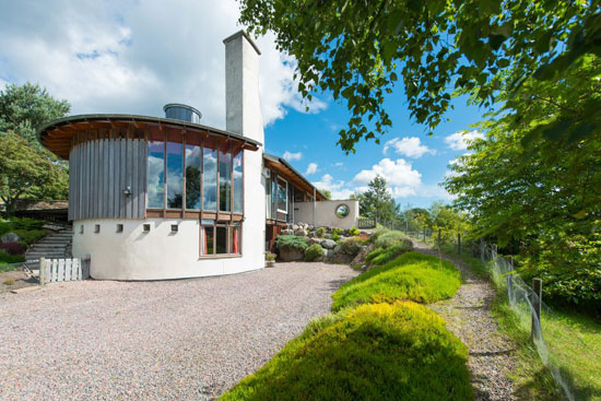 On the market: Roddy Langmuir-designed modernist property in Aviemore, Invernessshire, Scotland