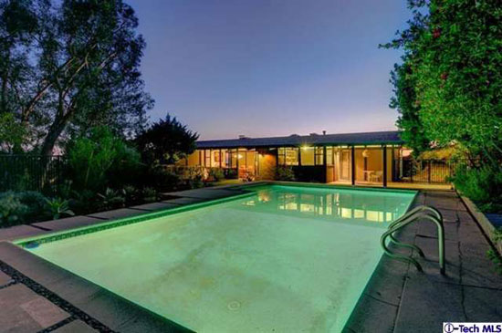 On the market: 1950s William L. Duquette-designed midcentury property in Altadena, California, USA