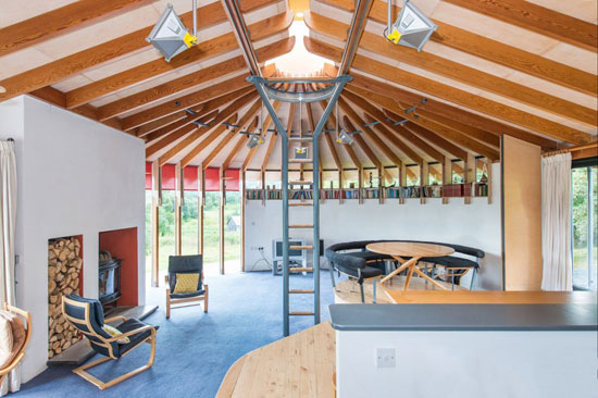 Roddy Langmuir-designed modernist property in Aviemore, Invernessshire, Scotland