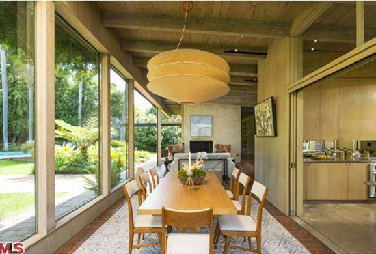 1940s Richard Neutra-designed modernist property in Los Angeles, California