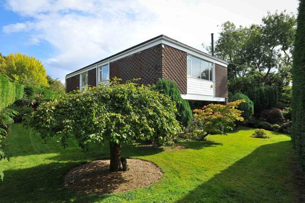 1960s modernism: Patrick O'Keefe-designed property in Langley, Kent
