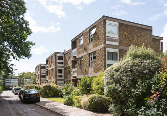 On the market: Three-bedroom apartment in the grade II-listed Langham House Close, Richmond upon Thames, Surrey