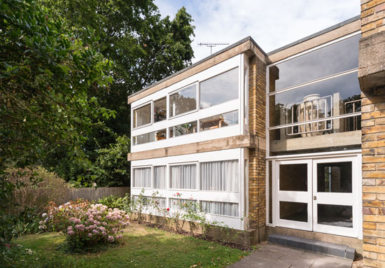 On the market: Two-bedroom apartment in the grade II-listed Langham House Close, Richmond upon Thames, Surrey