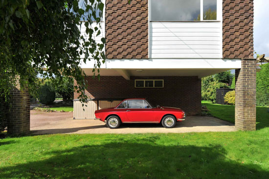 1960s modernism: Patrick O'Keefe-designed property in Langley, Kent