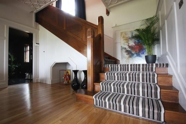 1930s Sir Bertram Clough Williams-Ellis-designed house in LLandudno, North Wales