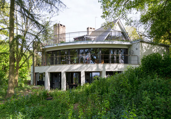On the market: Paul Hammond-designed contemporary, modernist property in Lavenham, Suffolk