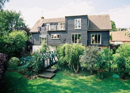 The Island House in Lavenham, Suffolk