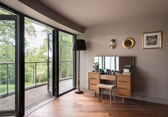 Paul Hammond-designed contemporary, modernist property in Lavenham, Suffolk
