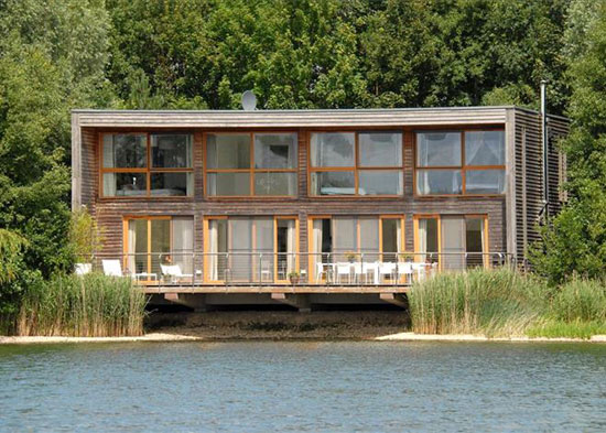 On the market: Jade Jagger-designed Lakes by Yoo waterside property in Lechlade, Gloucestershire