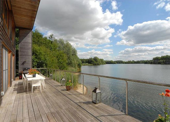 Jade Jagger-designed Lakes by Yoo waterside property in Lechlade, Gloucestershire