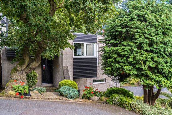 1970s modernist property in Leeds, West Yorkshire