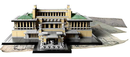 Frank Lloyd Wright's Imperial Hotel