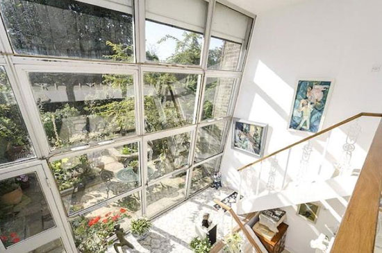 On the market: Ted Levy-designed three-bedroom modernist property in London NW3