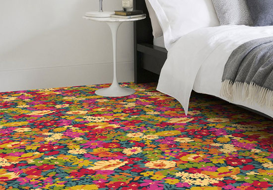 Liberty print carpets and rugs by alternative flooring for Flooring alternatives