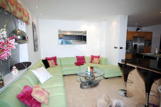 Four bedroom art deco property in Lilliput, Poole, Dorset