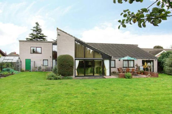 On the market: 1970s four-bedroom modernist property in Lincoln, Lincolnshire
