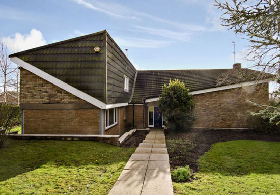 On the market: Four-bedroom 1960s midcentury modern property in Thorpe on the Hill, Lincolnshire (updated)