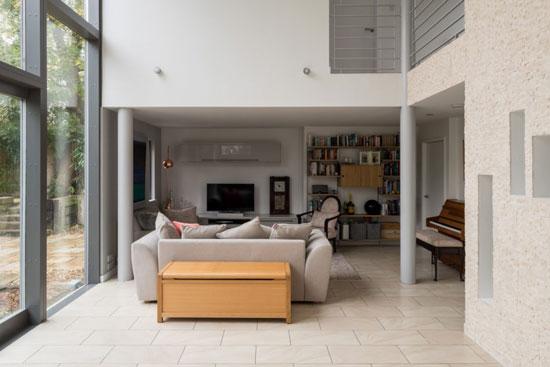 Lindsey and Peter Wislocki's Ivel House in Stevenage, Hertfordshire