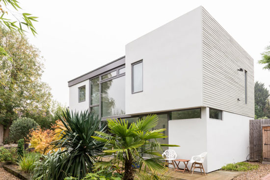Lindsey and Peter Wislocki's Ivel House in Stevenage, Hertfordshire