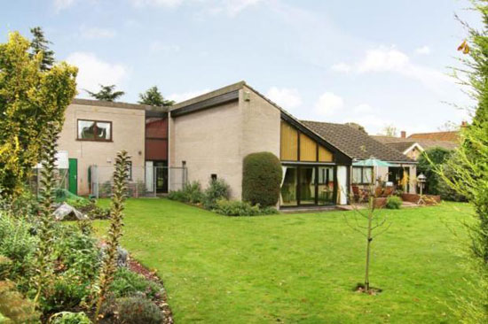 1970s four-bedroom modernist property in Lincoln, Lincolnshire