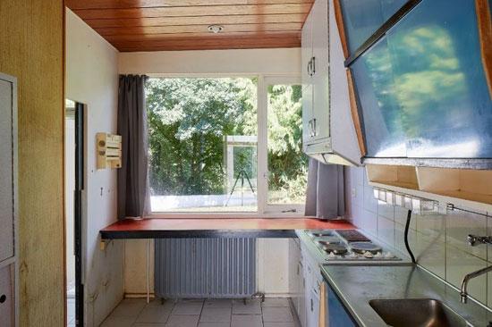 1950s Willy Van Der Meeren time capsule in Linkebeek, Belgium