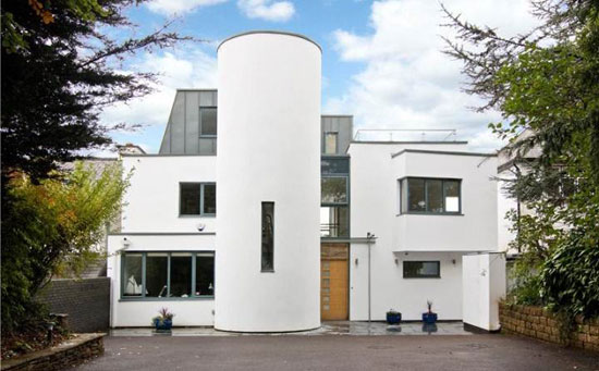 On the market: Waterways contemporary modernist property in Lisvane, near Cardiff, South Wales