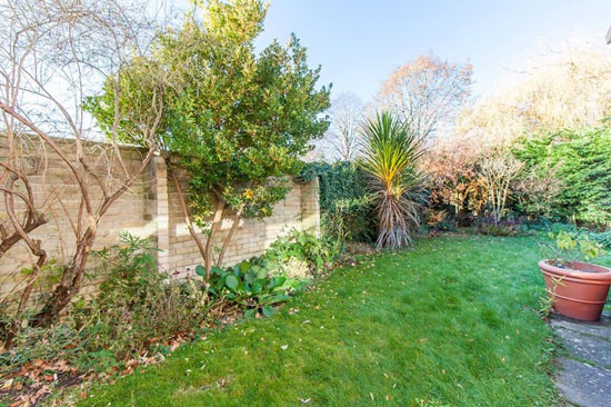 1960s midcentury modern property in Little Shelford, Cambridgeshire