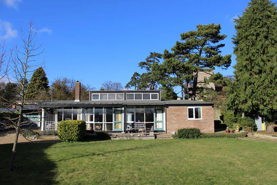 On the market: Bumbles 1960s modernist property in Little Bealings, near Woodbridge, Suffolk