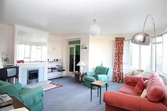 Four-bedroom 1930s art deco property in Rustington, West Sussex